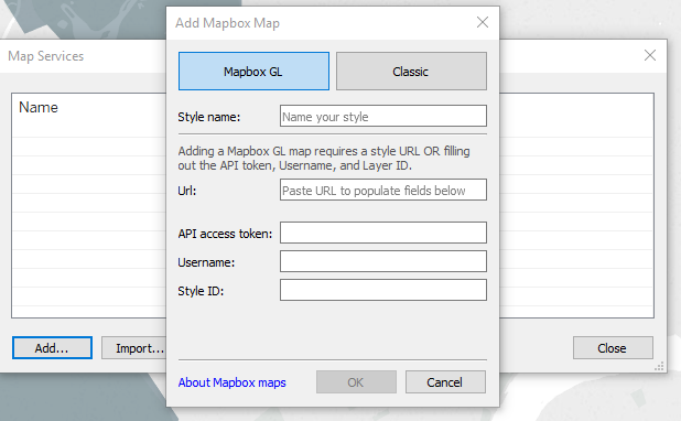 Mapbox Disable Dragging
